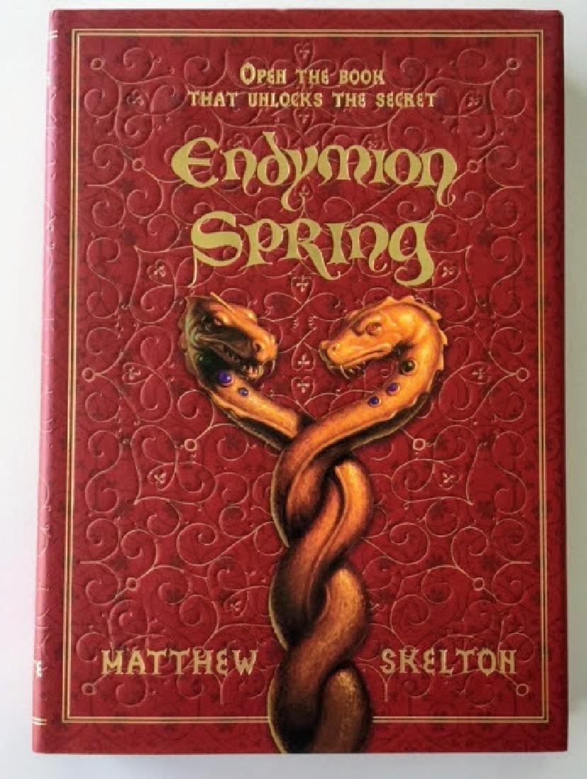 SIGNED - Endymion Spring. Matthew Skelton.