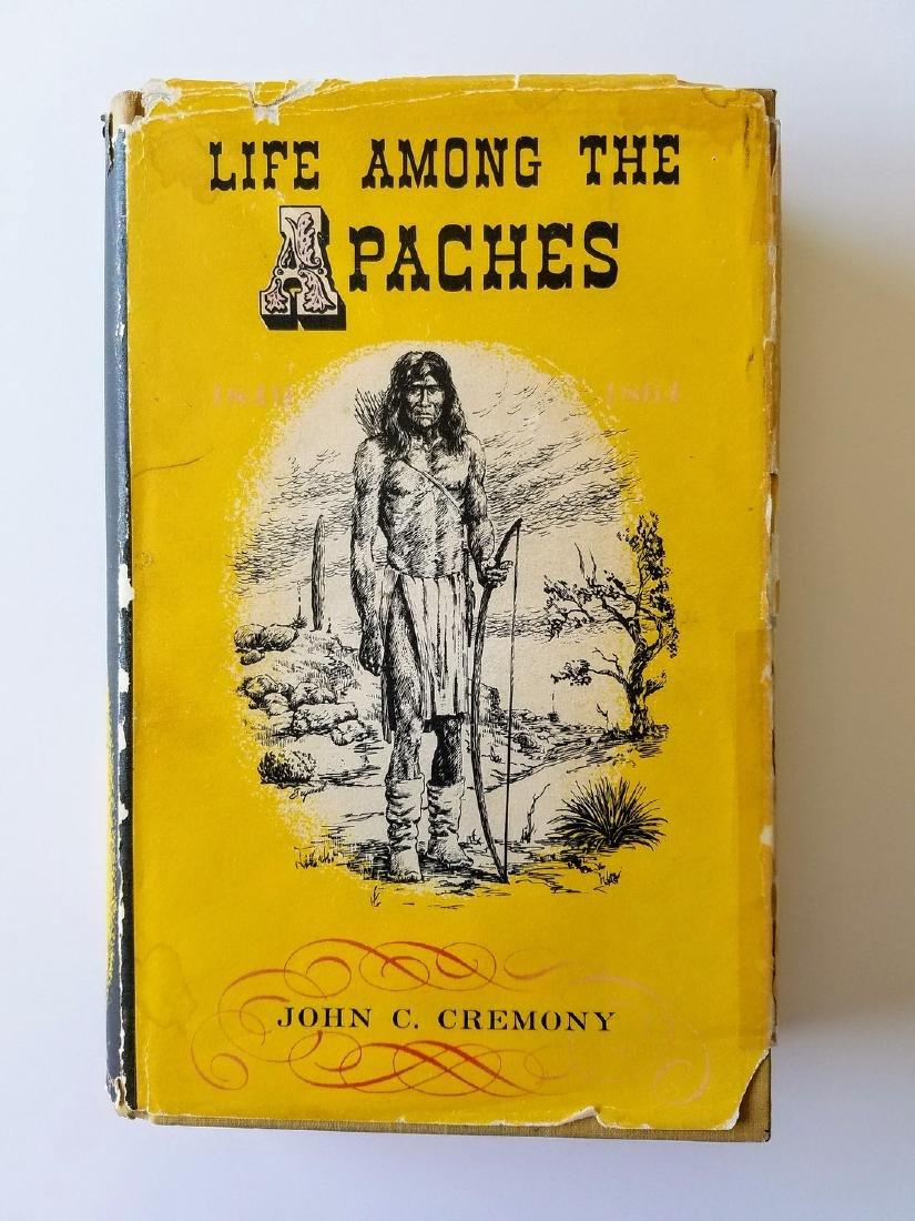 Life Among the Apaches. SIGNED! John C. Cremony. - 3