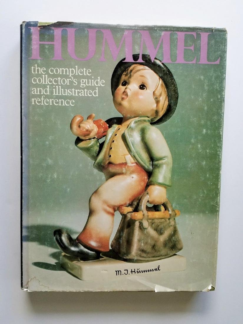 SIGNED - Hummel Complete Collector's Guide Reference