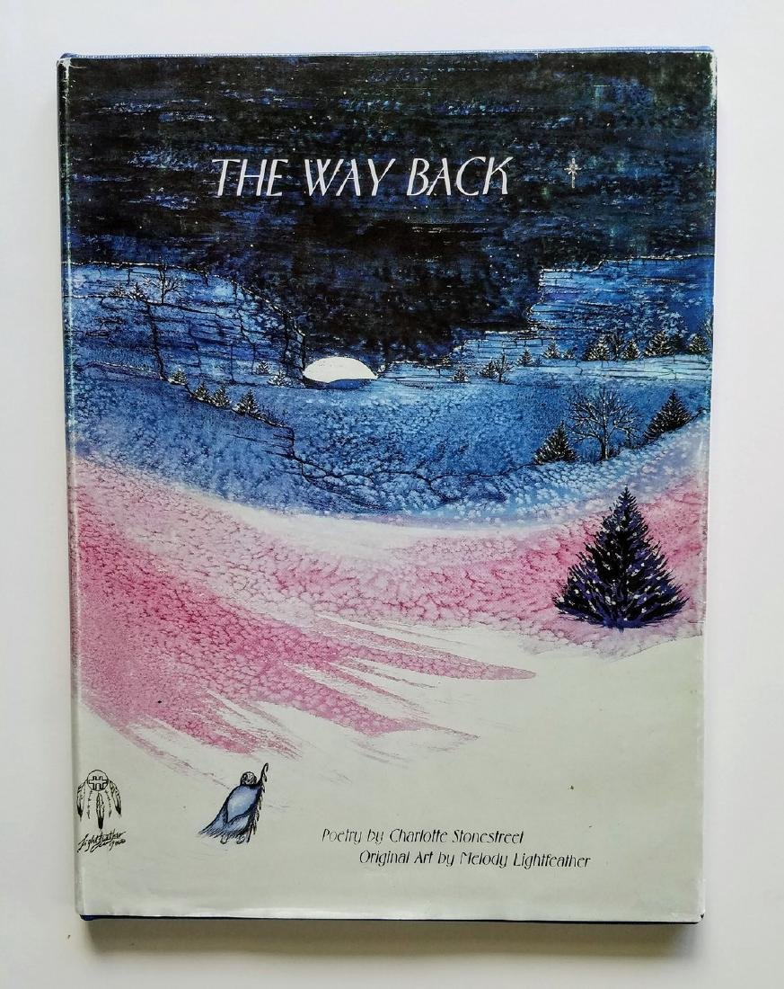 The Way Back. SIGNED 3x! Charlotte Stonestreet.