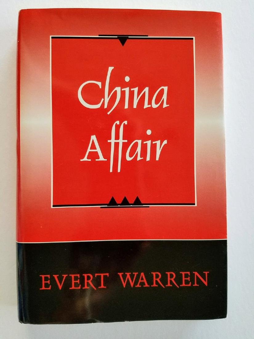 China Affair. SIGNED! Evert Warren.