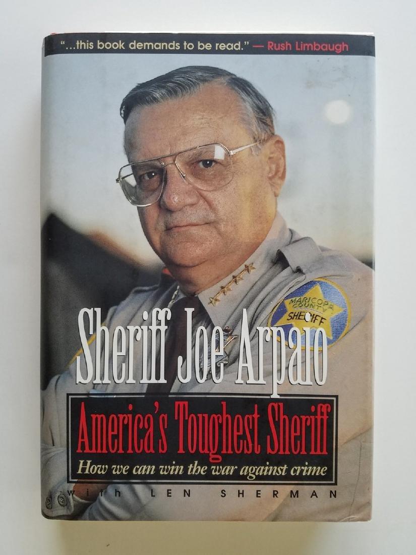 SIGNED America's Toughest Sheriff Win War Against Crime
