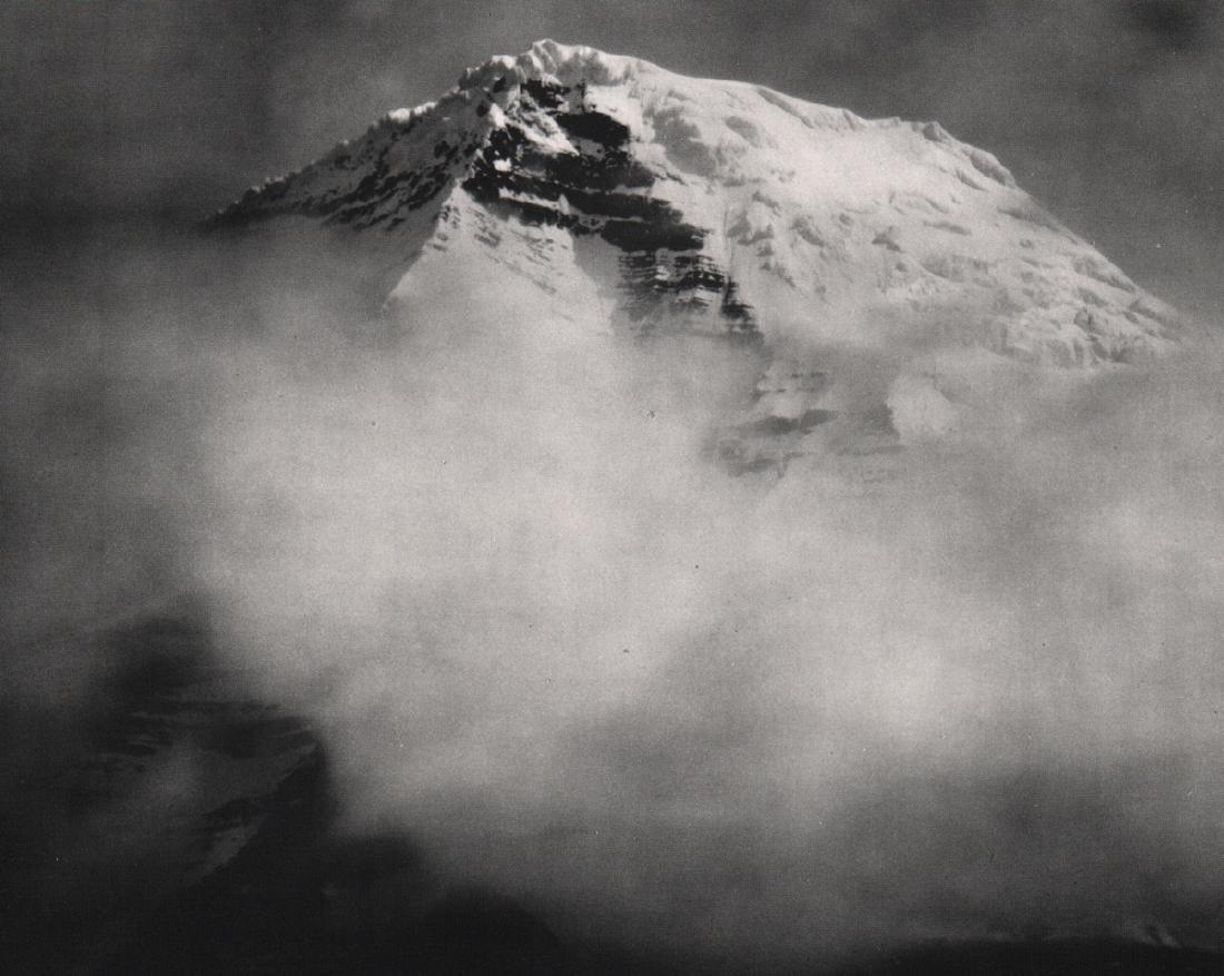 ANSEL ADAMS - Mount Robson, Canada