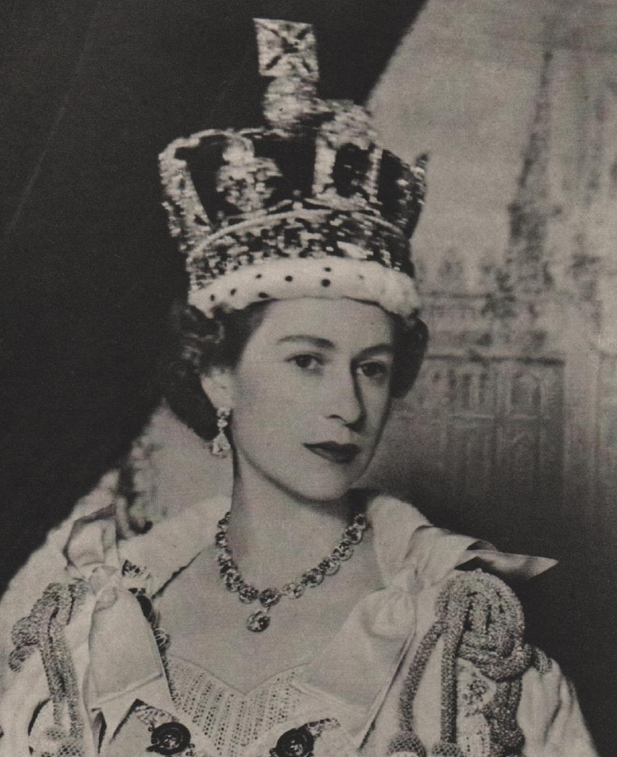 CECIL BEATON - Queen Elizabeth II