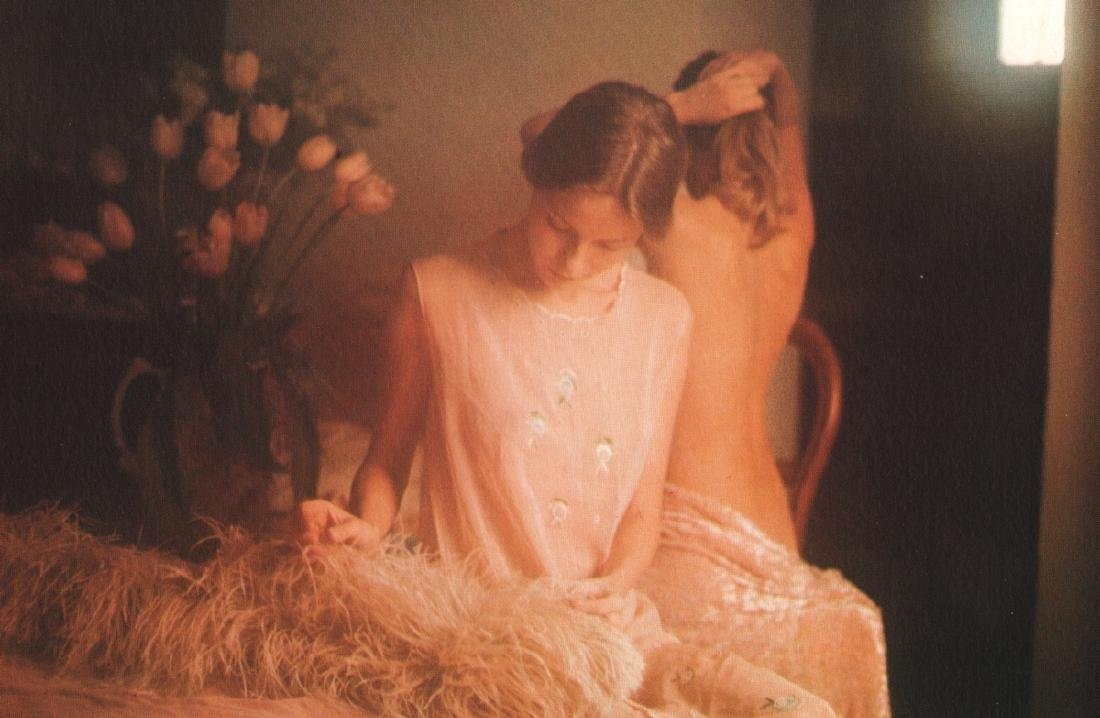 DAVID HAMILTON - Mona, Eva and the Pink Tulips