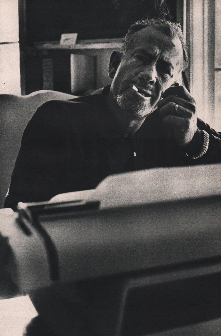 ERICH HARTMANN - John Steinbeck