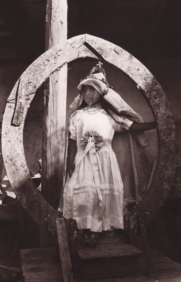 GRACIELA  ITURBIDE -Young Girl