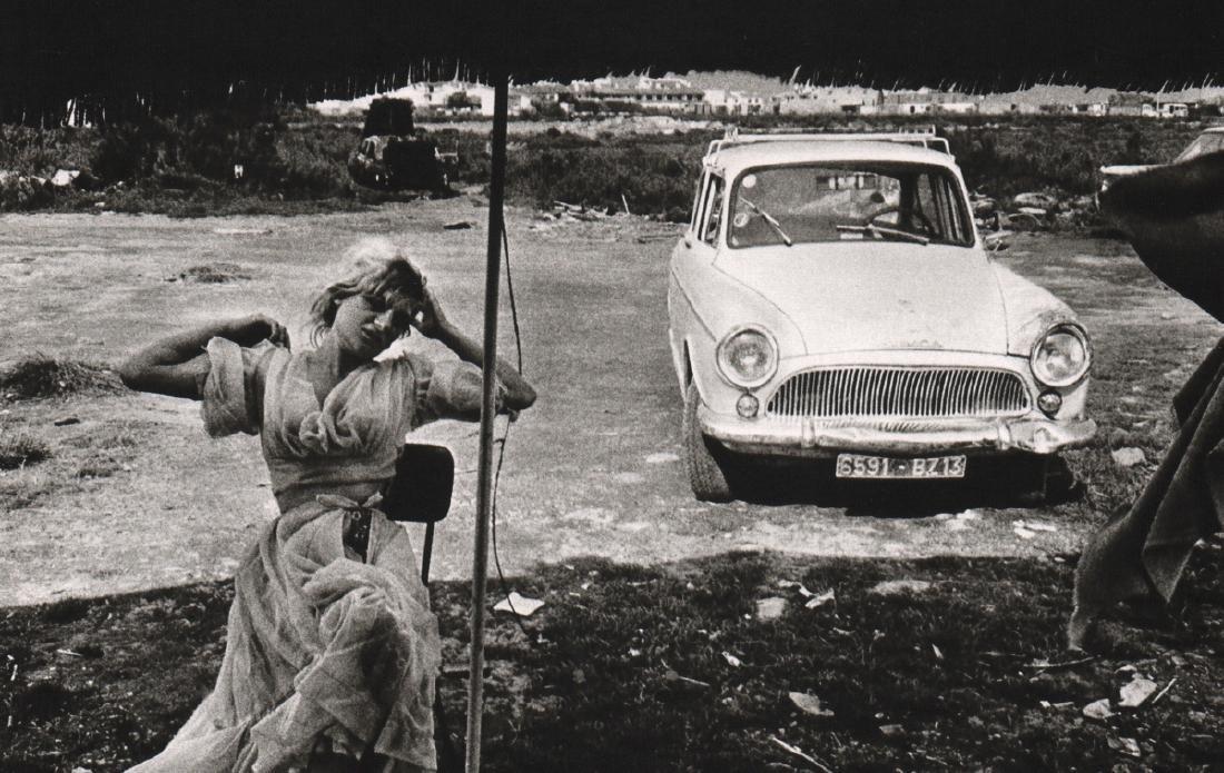 JOSEF KOUDELKA - France, 1974