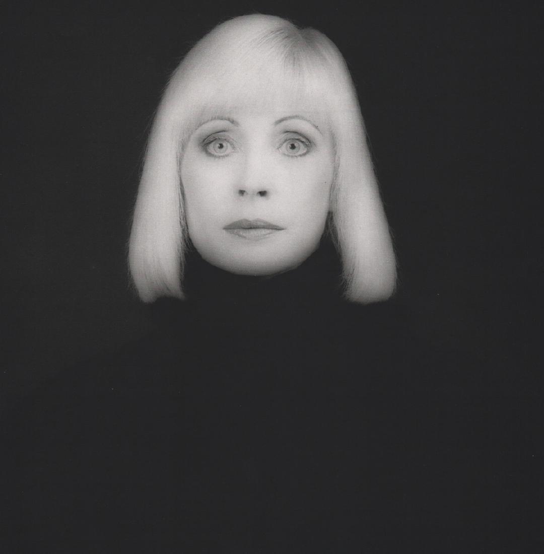 ROBERT MAPPLETHORPE - Doris Saatchi, 1984