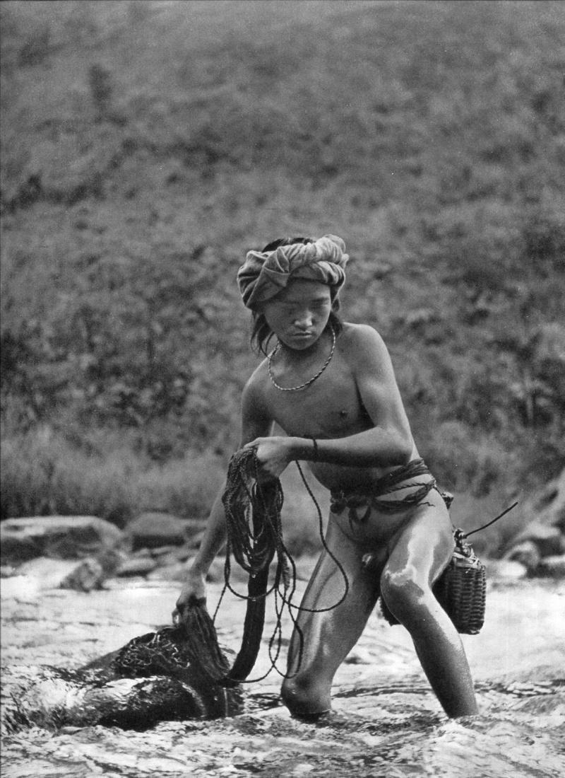 JEAN PERAUD - Thai Fisherman