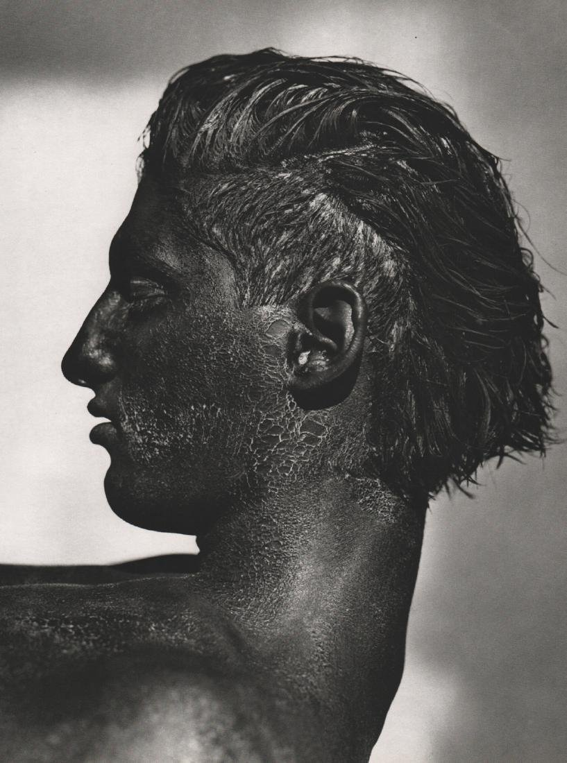 HERB RITTS - Tony with Black Face