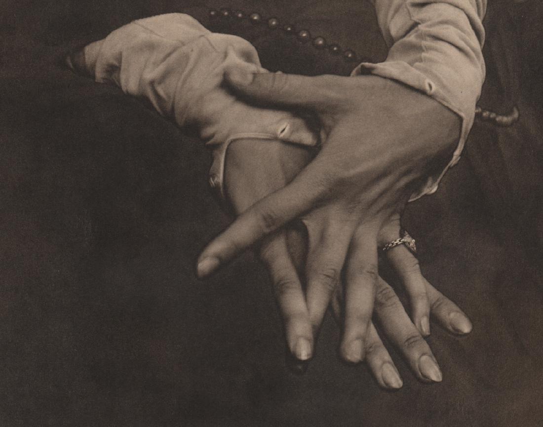 ALFRED STIEGLITZ - Helen Freeman, 1921