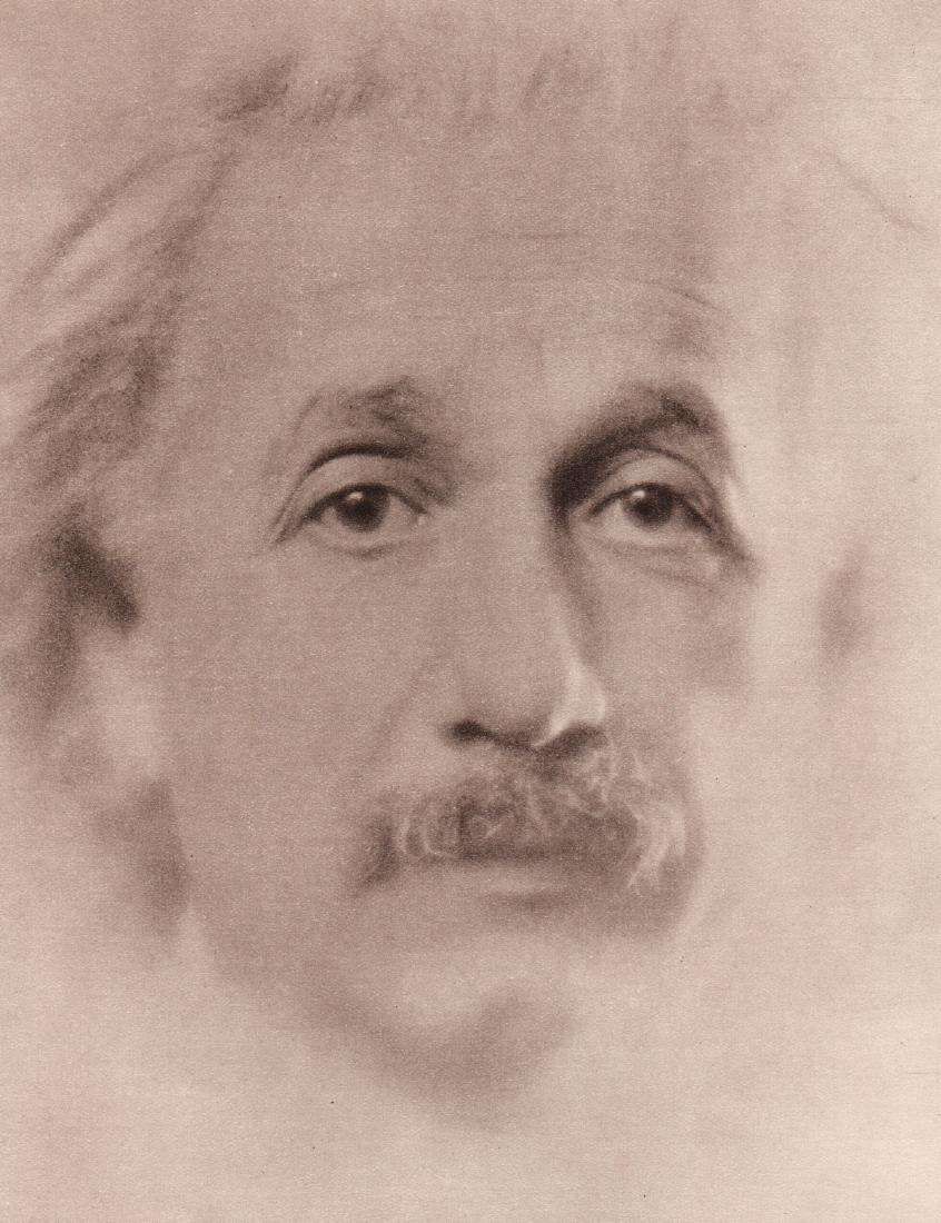 F. VOGEL - Professor Albert Einstein