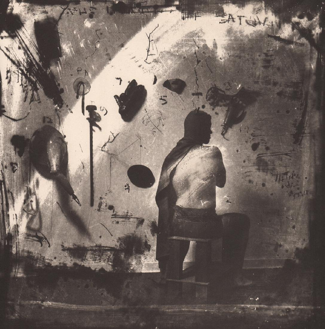 JOEL-PETER WITKIN  - The Sins of Joan Miro