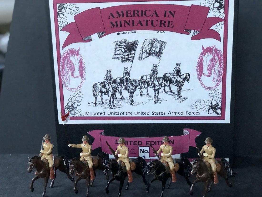 """America Mini US Army 26th Cavalry """"Philippine Scouts"""""""