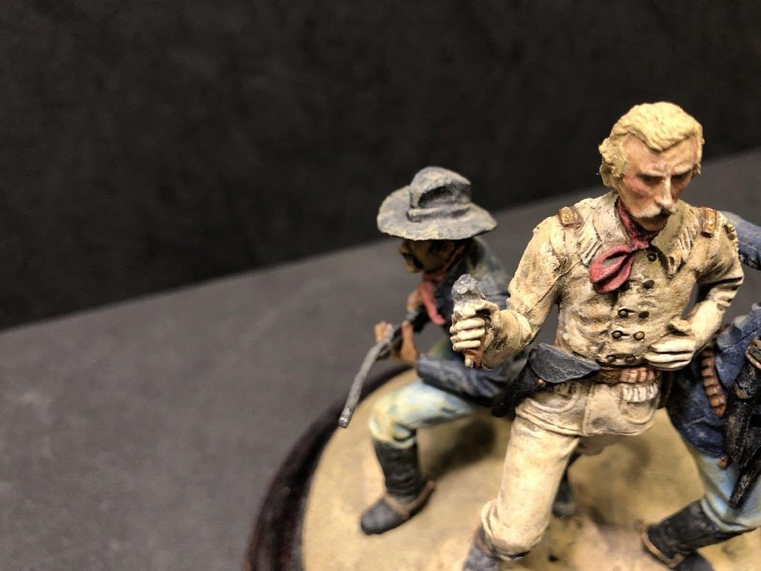 Painted Barton Miniatures Custers Last Stand Vignette - 4