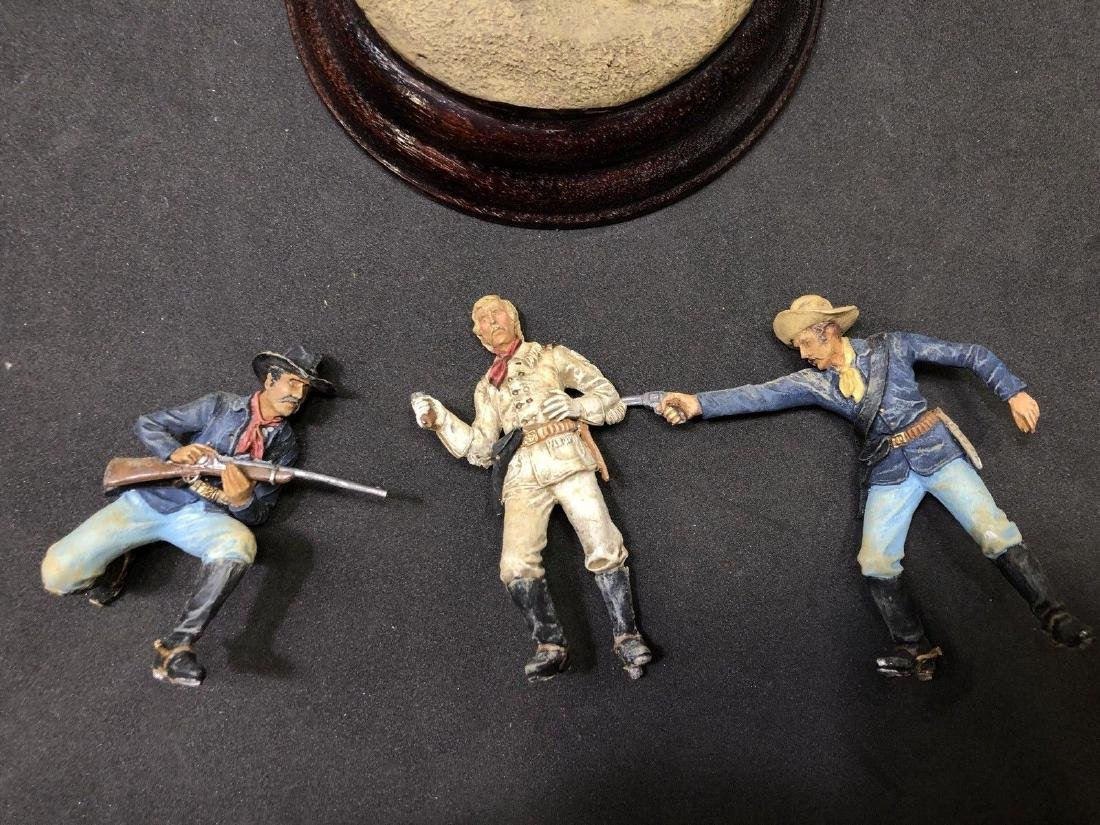 Painted Barton Miniatures Custers Last Stand Vignette - 7