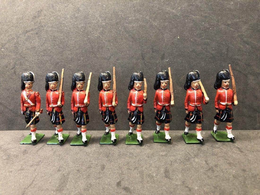 Britains Uncatalogued Black Watch Highlanders C 1960