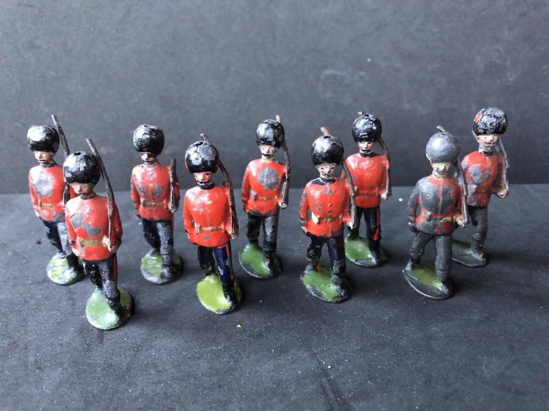 Early Britains Set 16b, Coldstream Guards Marching 1900