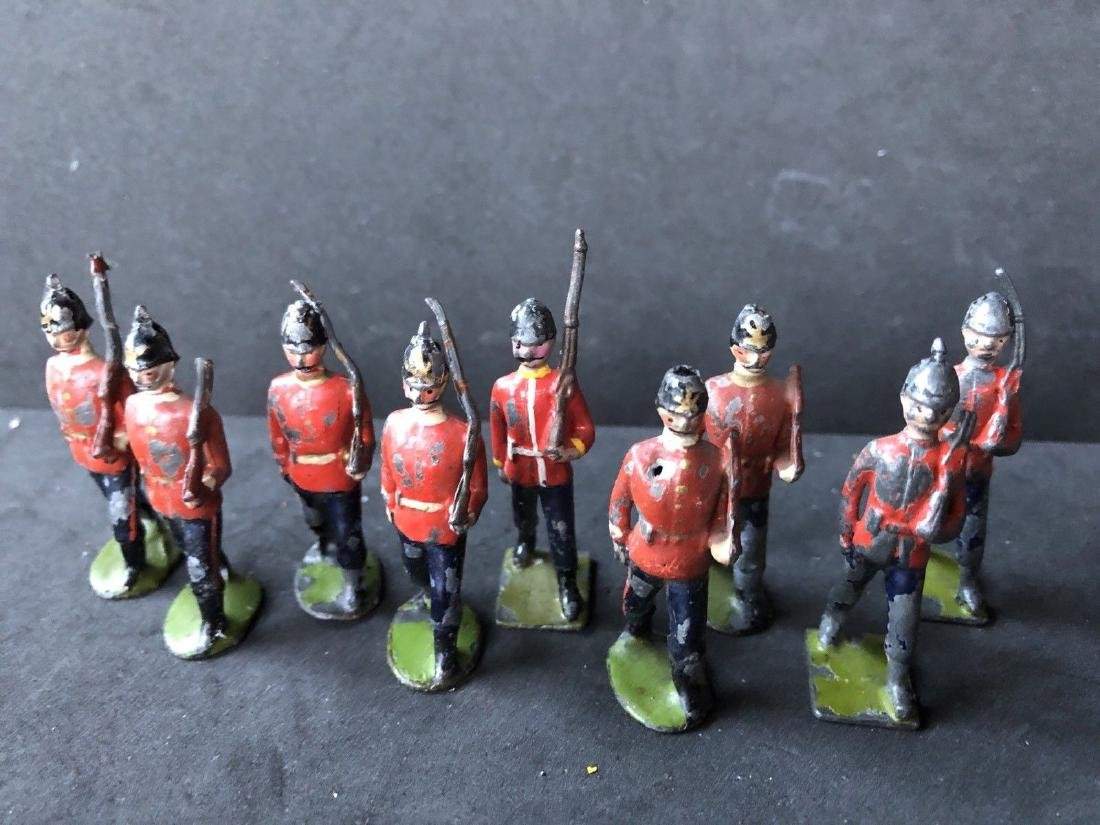 Early Britains Set 20b, Manchester Regiment Marching