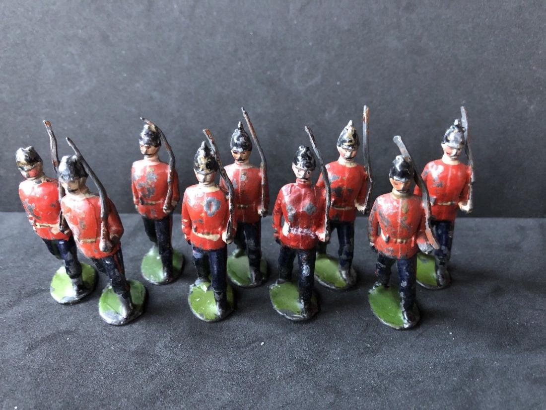 RARE Early Britains Set 20b, Manchester Regiment March