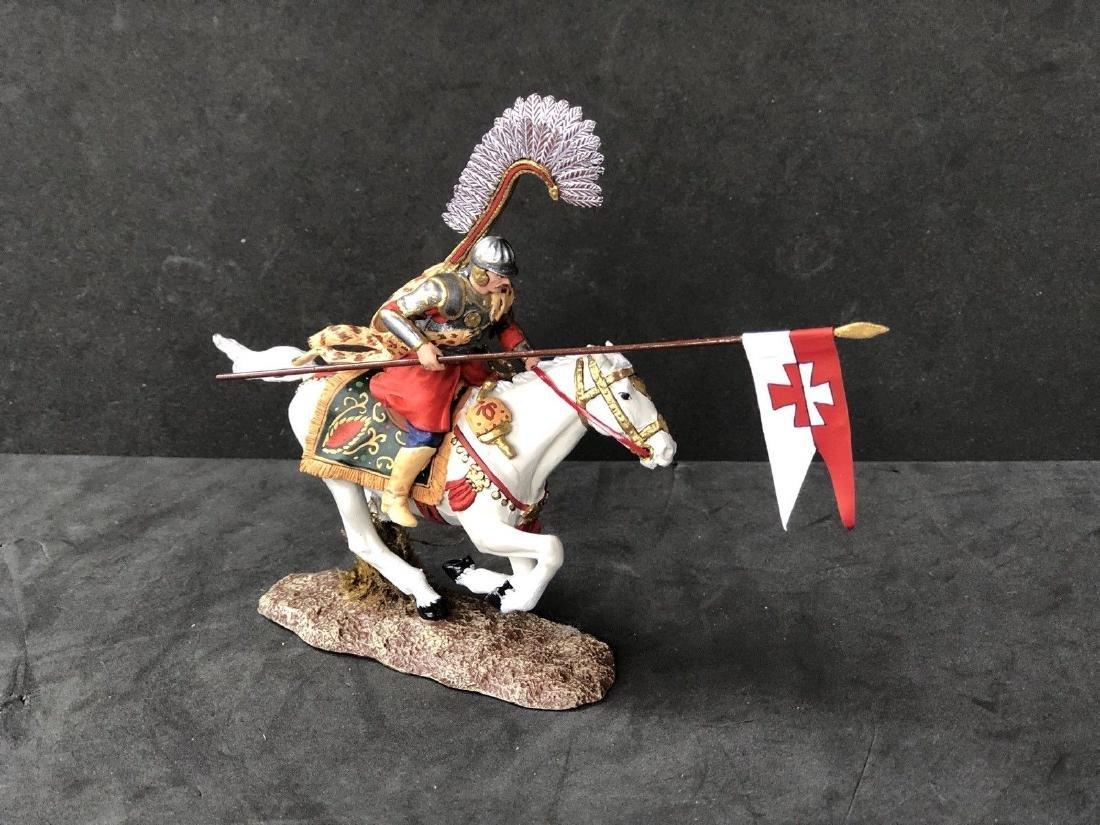 Niena Studios - St Petersburg Polish Winged Lancer 1683