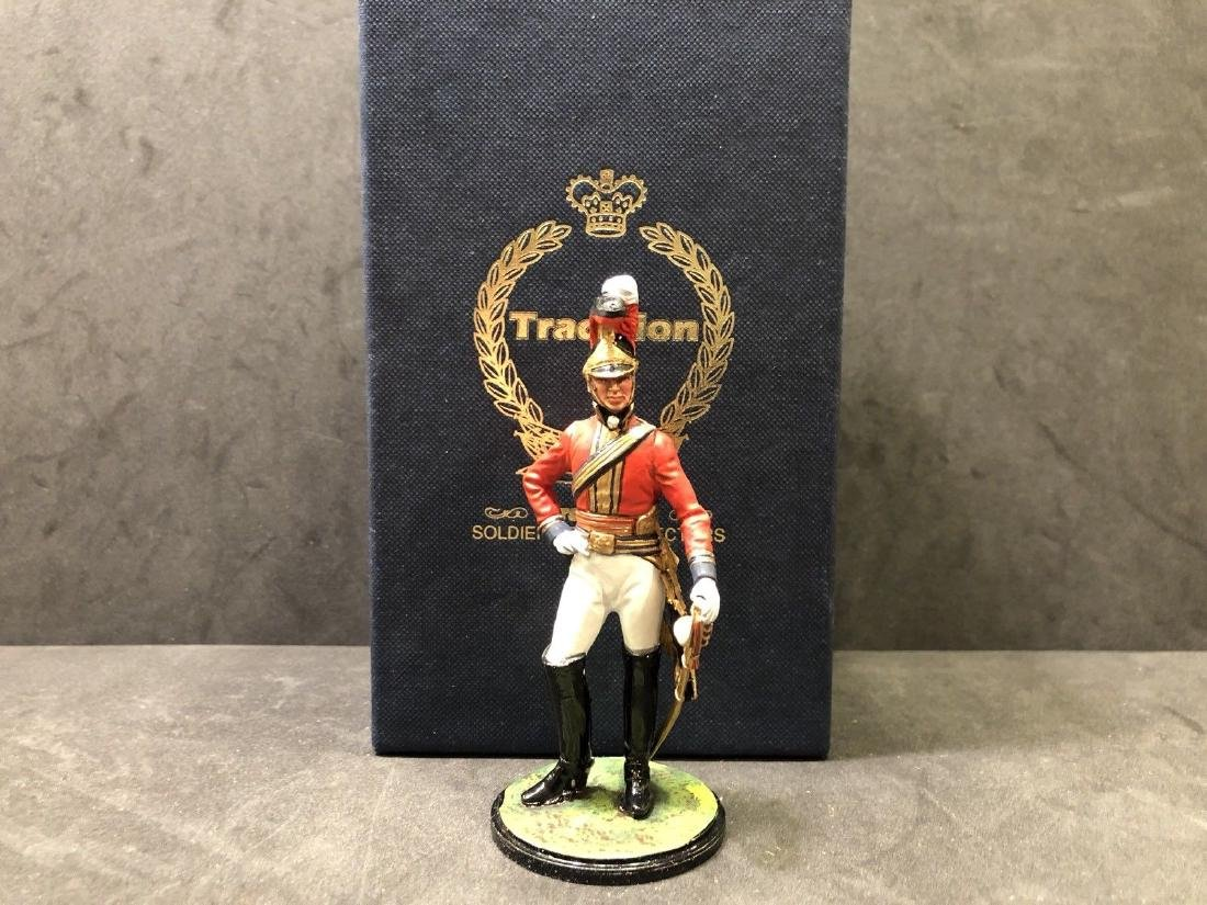 Tradition 90mm British Lifeguard 1815 Soldier Collector