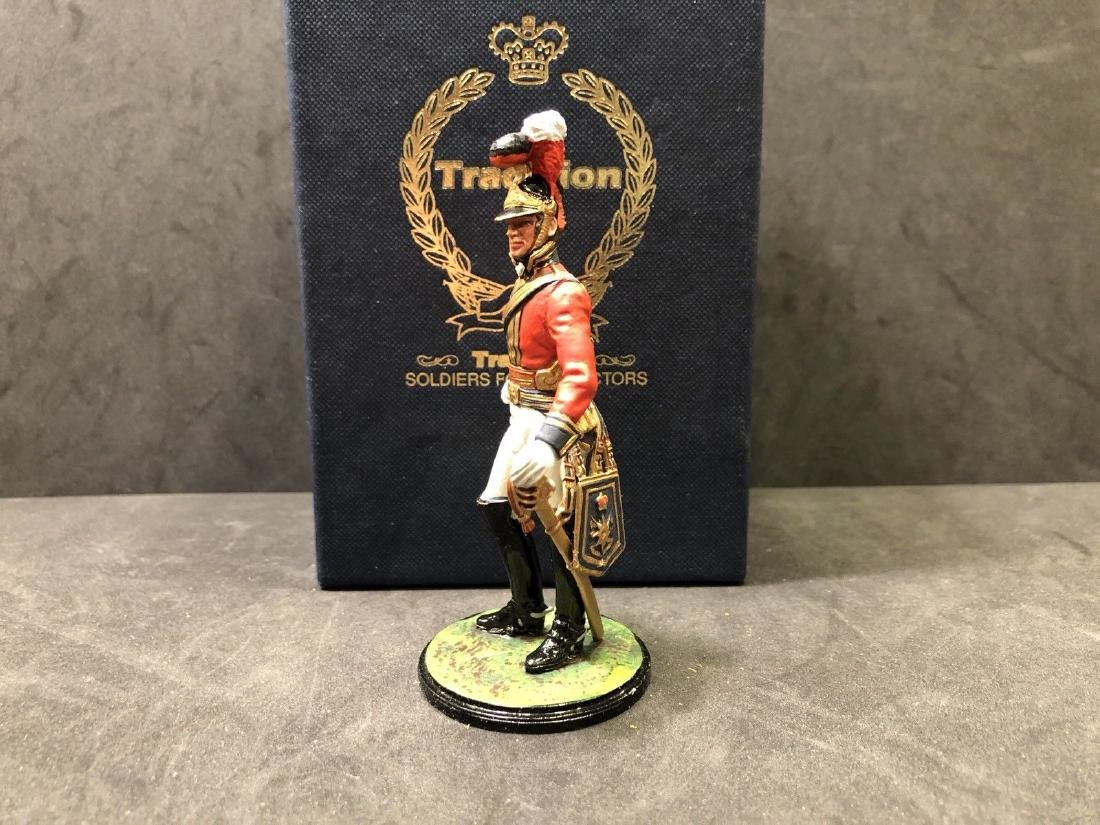 Tradition 90mm British Lifeguard 1815 Soldier Collector - 2