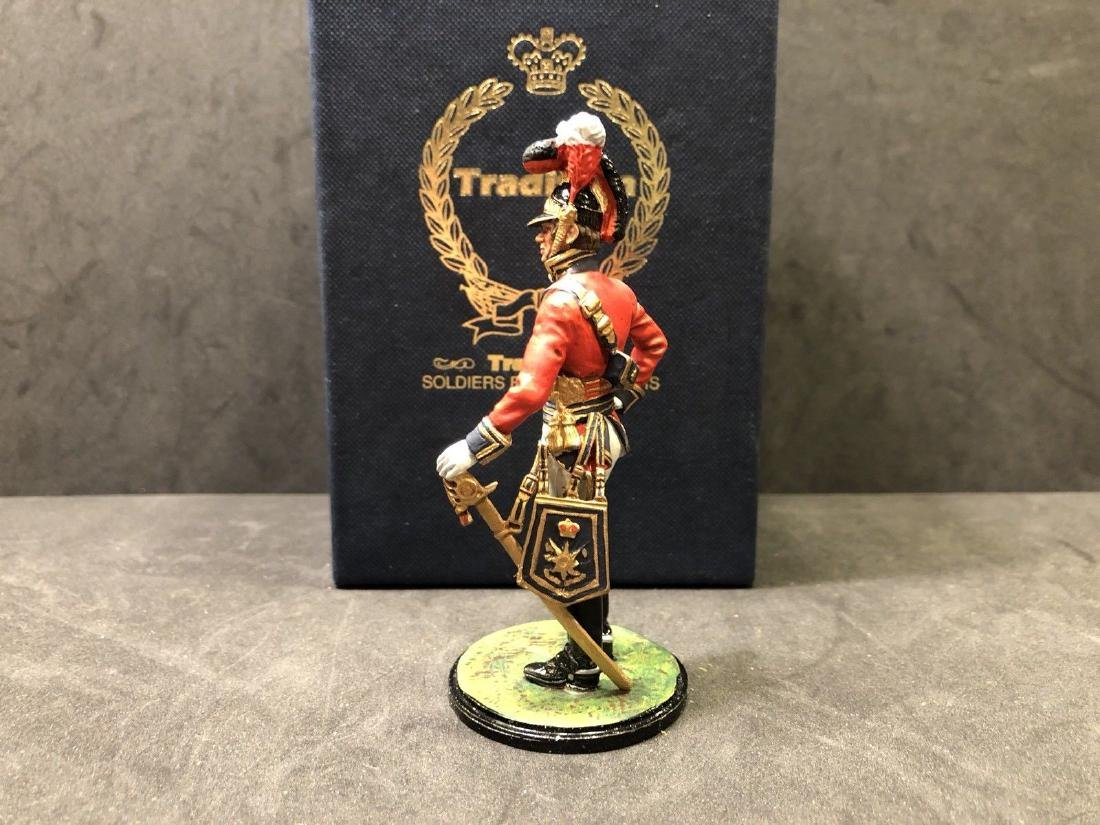 Tradition 90mm British Lifeguard 1815 Soldier Collector - 3