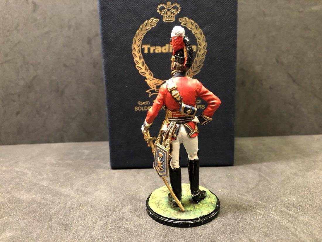 Tradition 90mm British Lifeguard 1815 Soldier Collector - 4