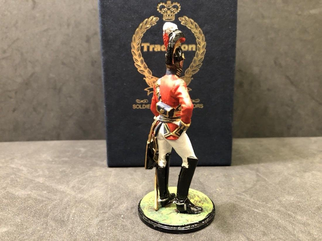 Tradition 90mm British Lifeguard 1815 Soldier Collector - 5