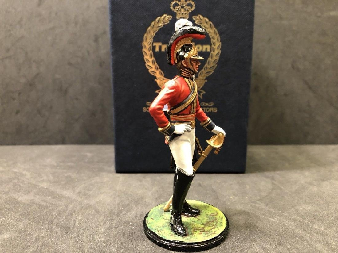 Tradition 90mm British Lifeguard 1815 Soldier Collector - 6