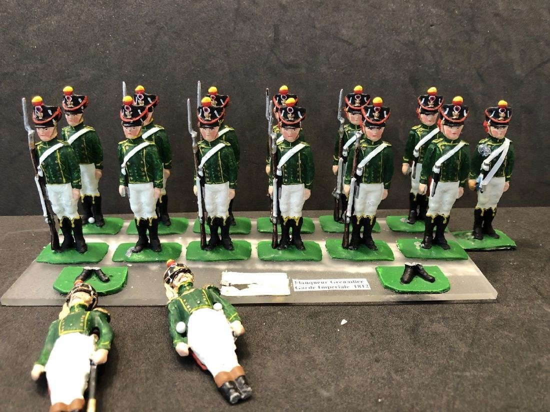 Soldiers By Bob Dutch Napoleonic Flanquers Guard 54mm