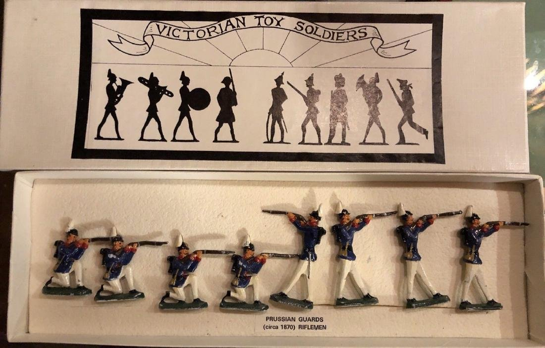Victorian Soldier Co. Semi Round 40mm Prussian Guards