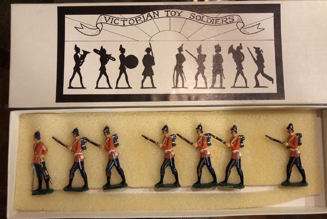 Victorian Soldier Co. Semi Round 40mm British Troops