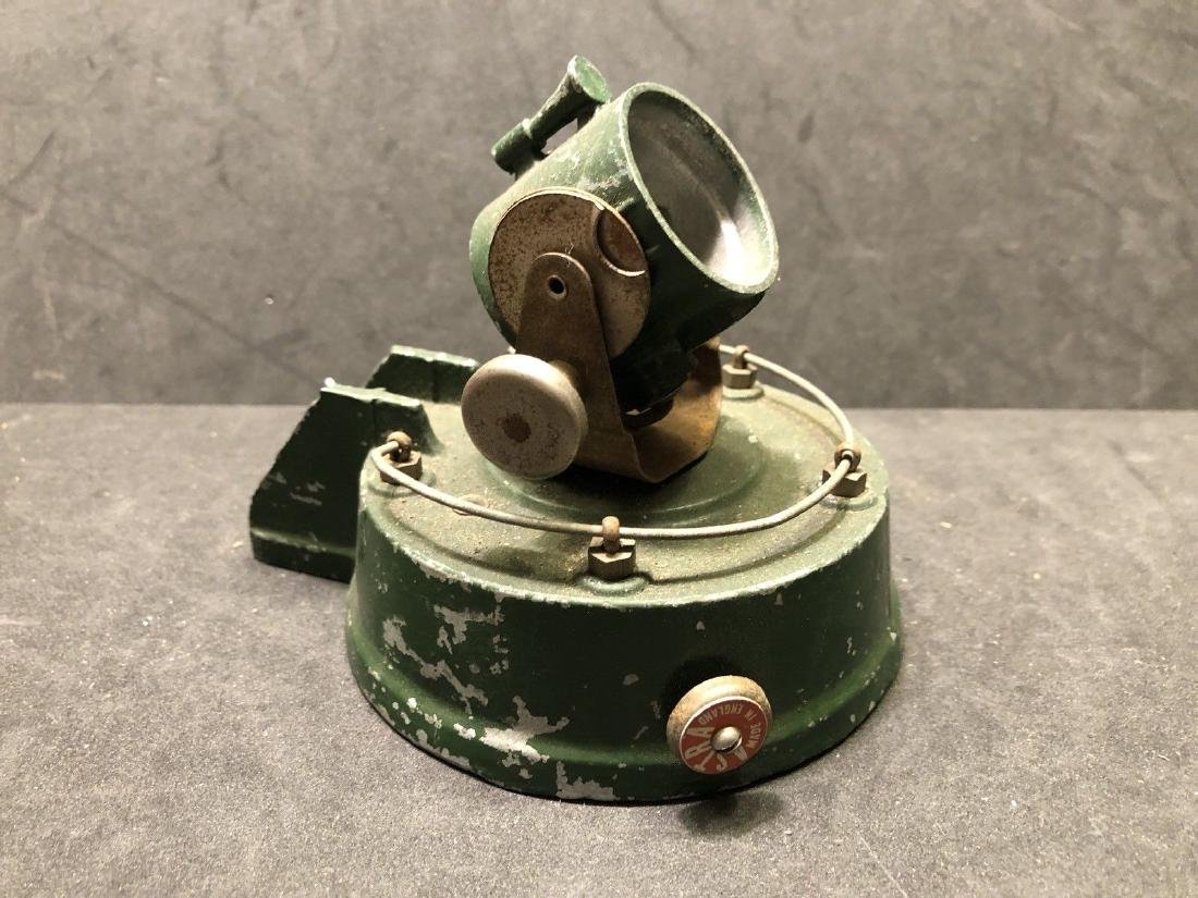 Astra Pharos Search Light Circa 1940s. 54mm Scale