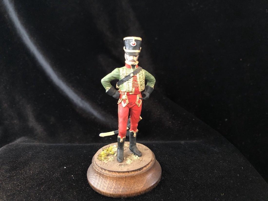 Fine French Hussar Circa 1800. 54mm