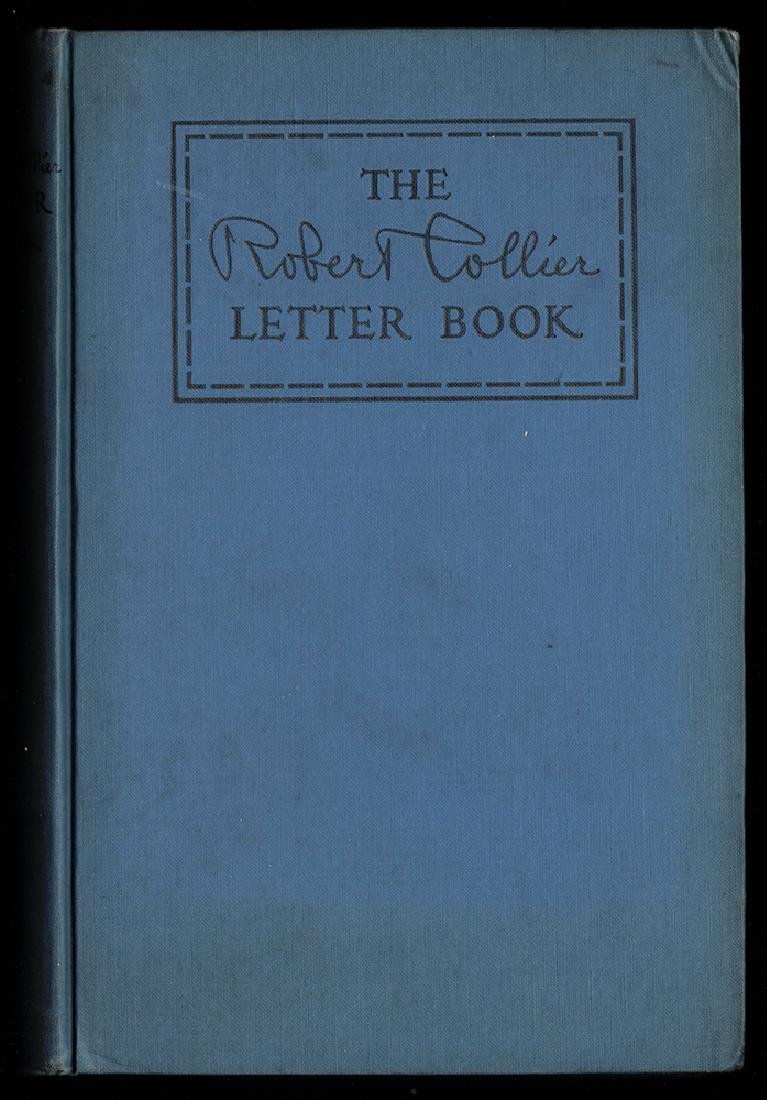 Scarce Robert Collier Letter Book 5th Edition, 1941