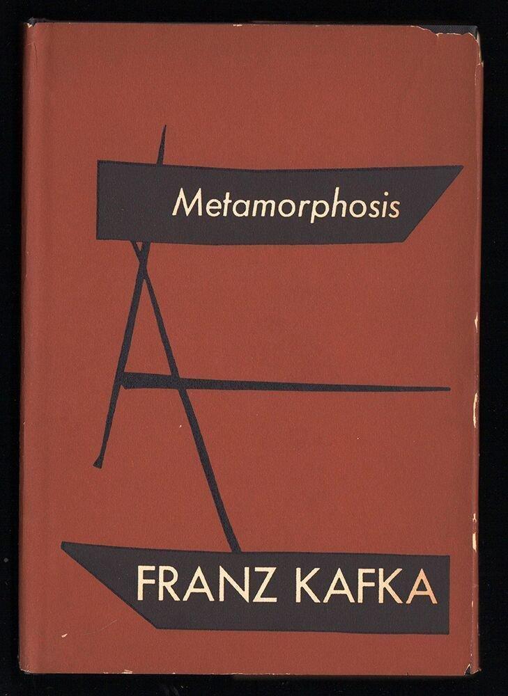 Metamorphosis by Franz Kafka: First Amer. Edition & DJ
