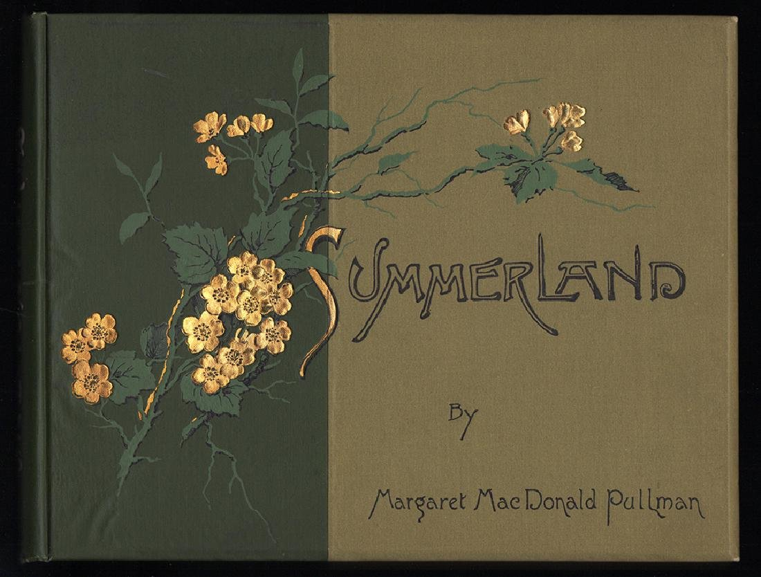 Summerland by Margaret Pullman, Pub. 1891