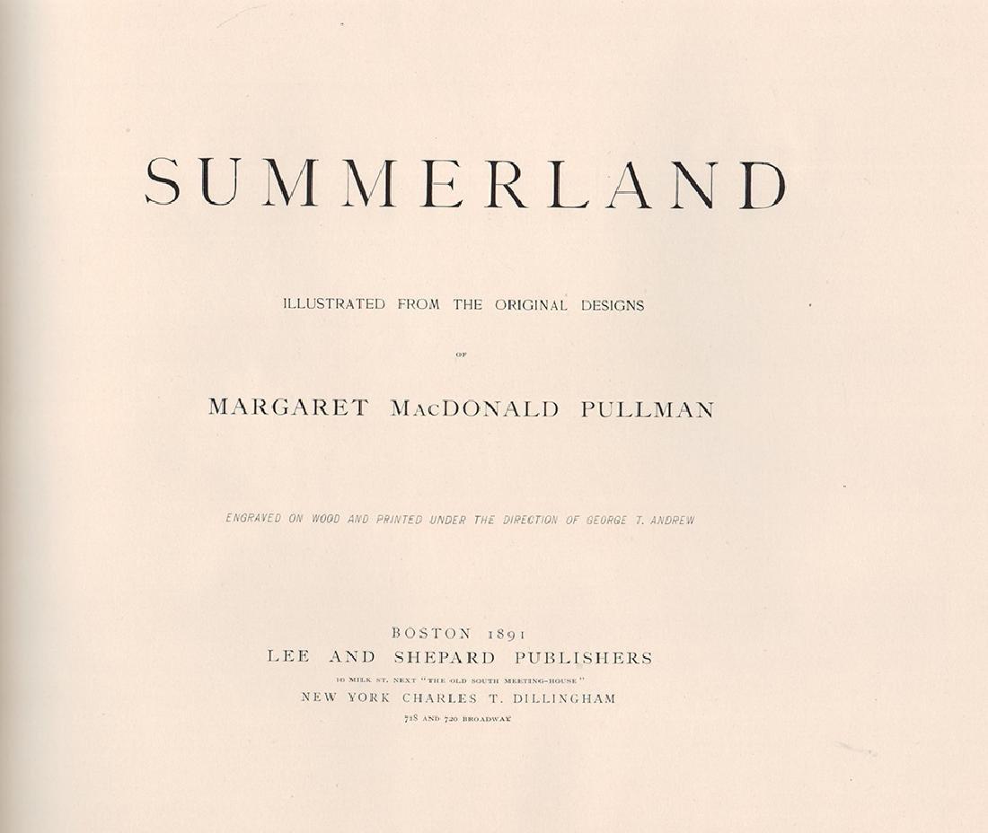 Summerland by Margaret Pullman, Pub. 1891 - 2
