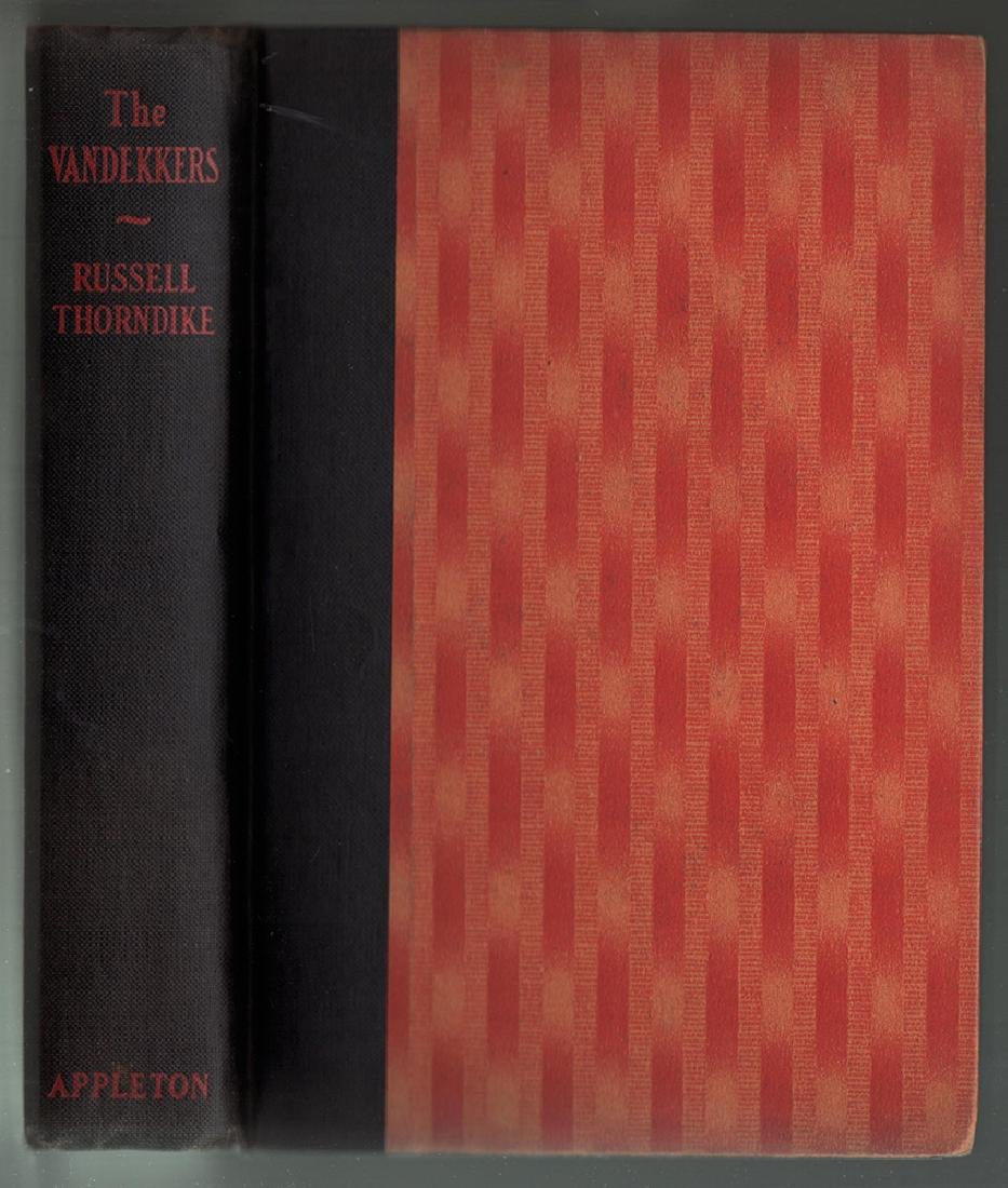 The Vandekkers by Russell Thorndike First Edition