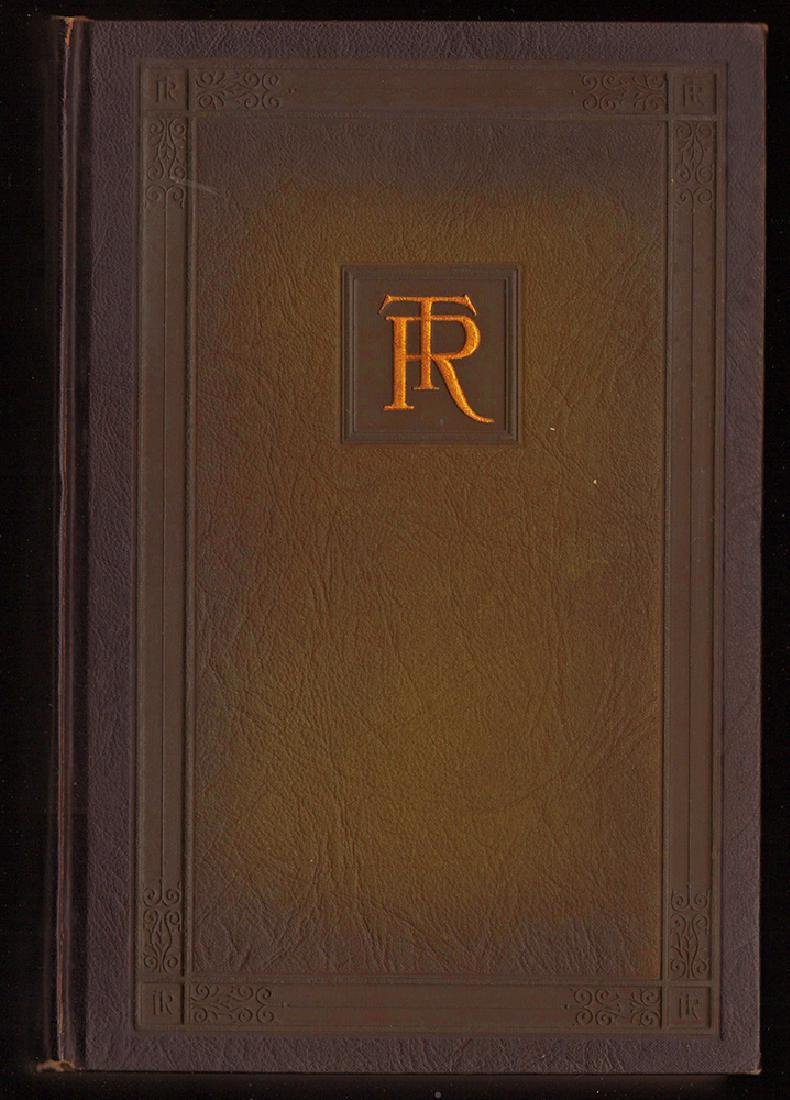 Theodore Roosevelt; an Autobiography, 1925