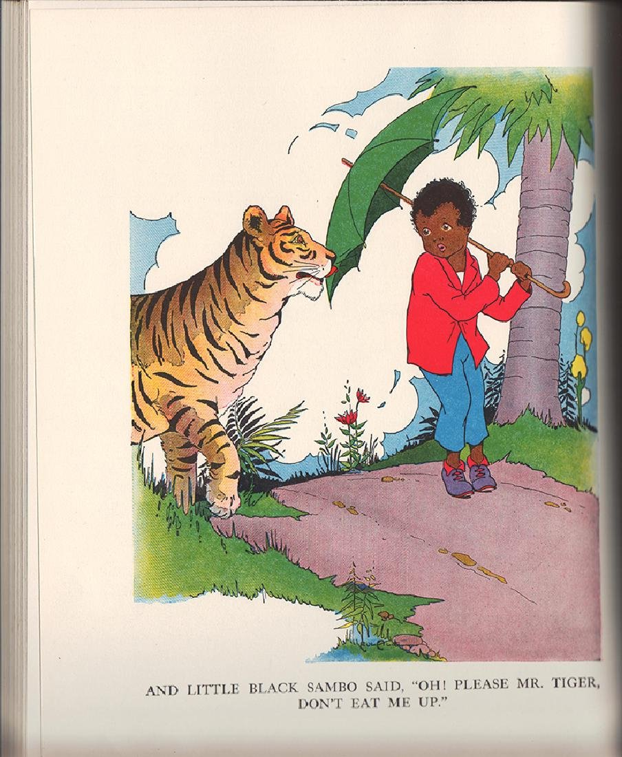 1933 Watty Piper/Eulalie's Nursery Tales Children Love - 3