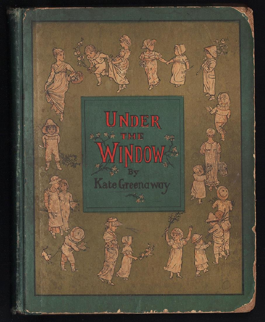 Kate Greenaway's First Book, First Edition