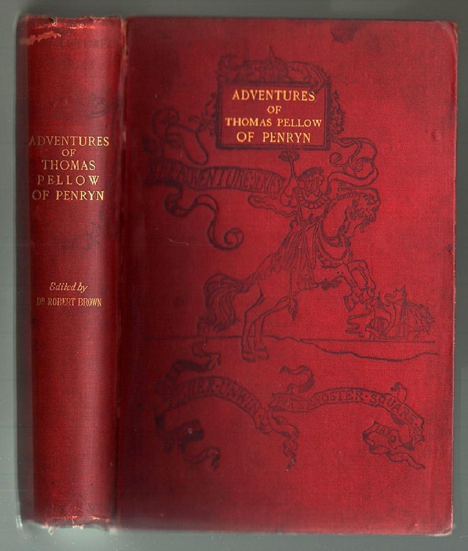 Adventures of Thomas Pellow, of Penryn, Mariner