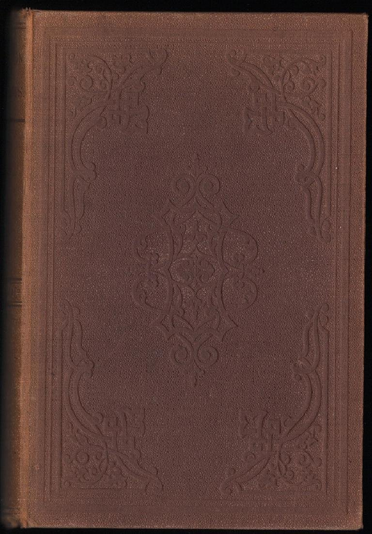 Construction Mill Dams First Edition 1874 Leffel & Co.