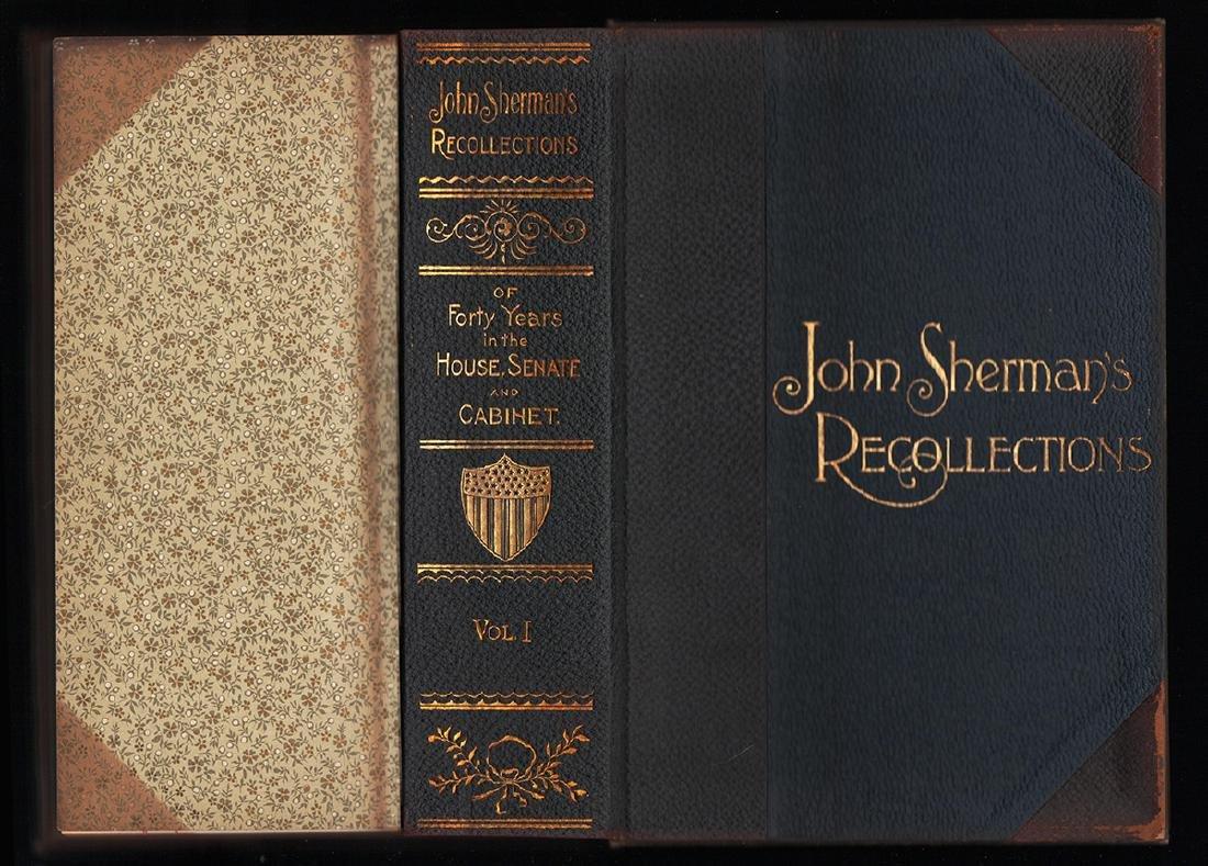 John Sherman's 40 Years Scarce Salesman Sample - 2
