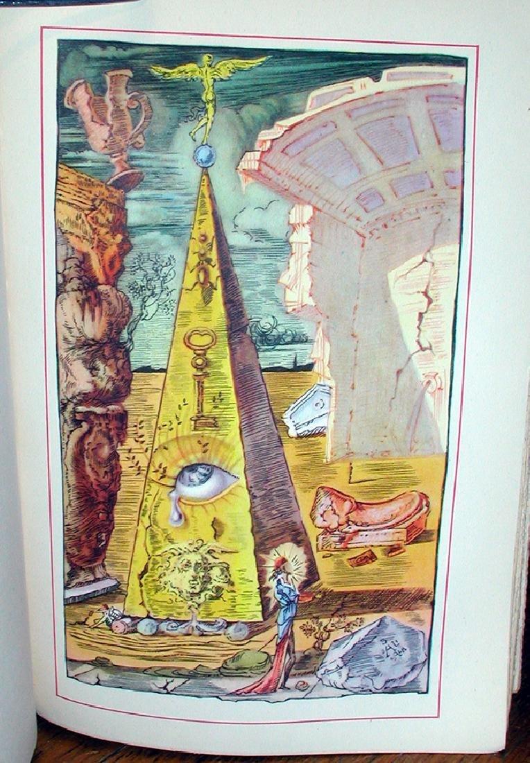 Salvador Dali Illustrated Autobio Benvenuto Cellini - 3