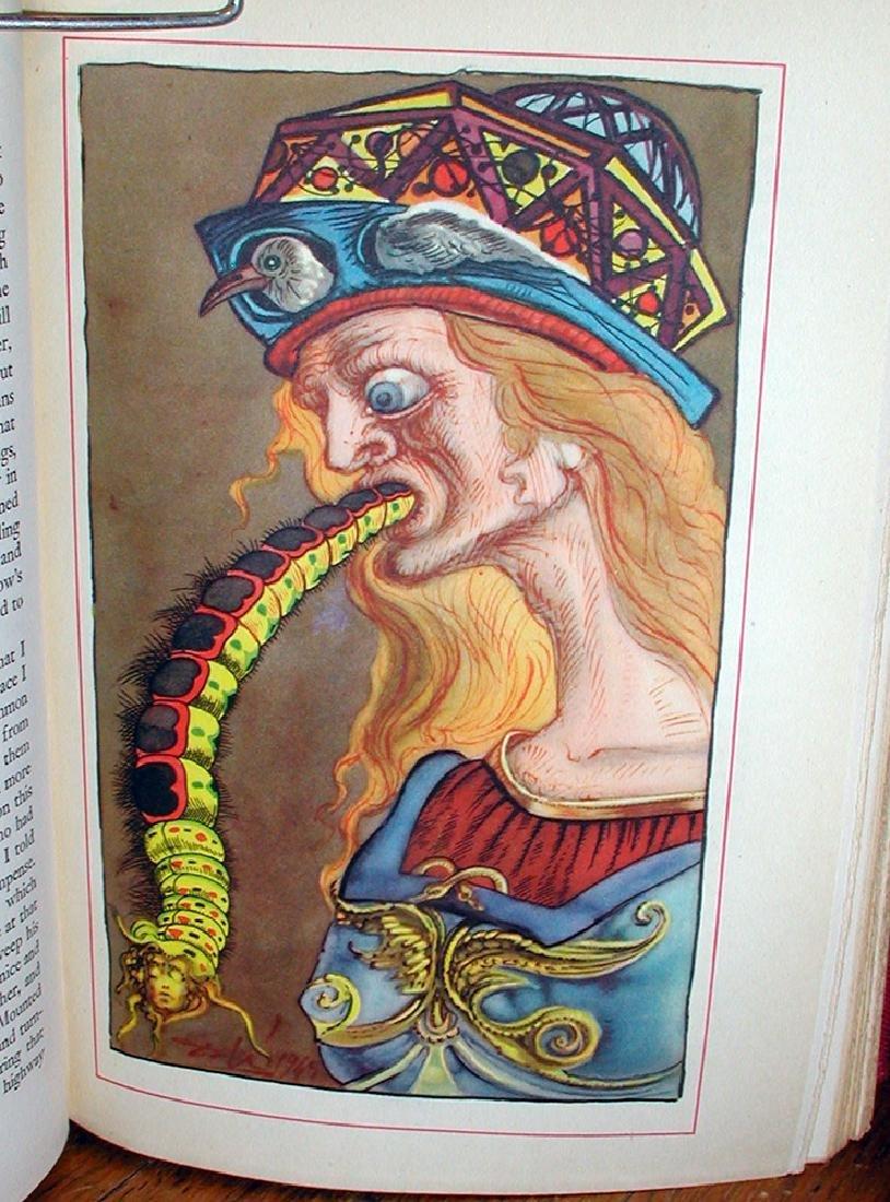 Salvador Dali Illustrated Autobio Benvenuto Cellini - 4